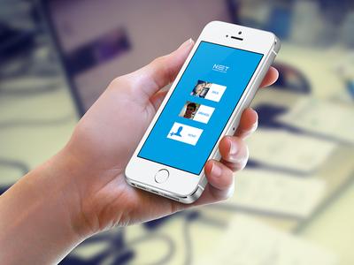 NET App - Brief 24 clean minimalism flat