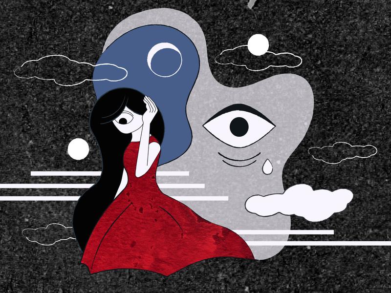 Meeting history art 2 vector illustration