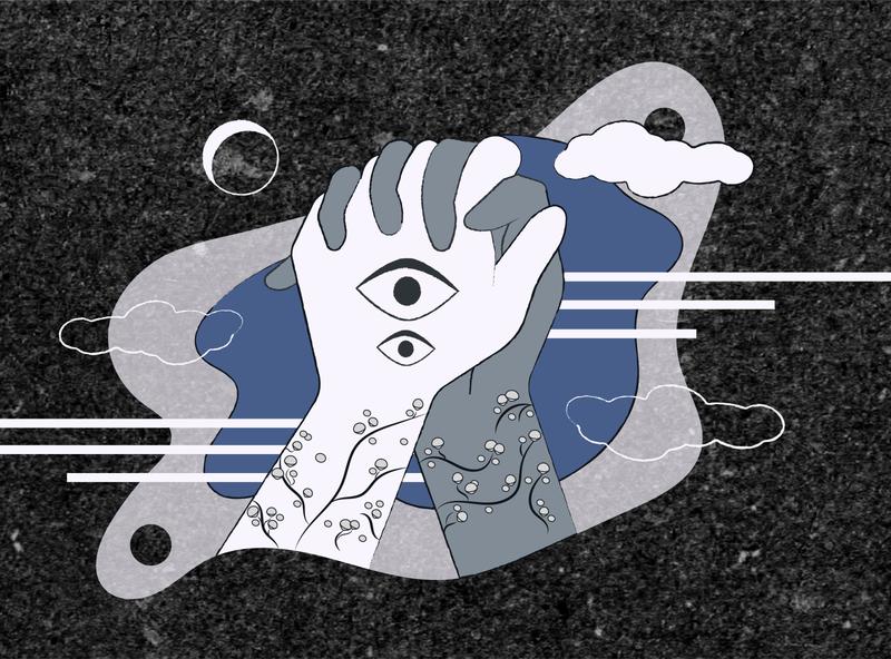Meeting history art 4 vector illustration