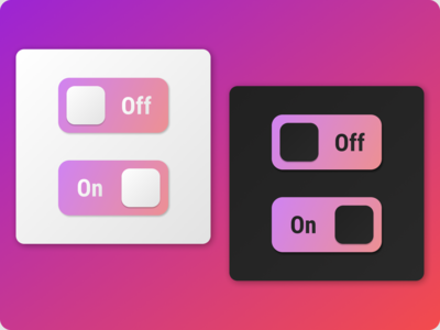 Daily UI :: 015 - On/Off Switch