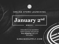 Simaíno Launch Announcement 🎉