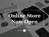 Online Store Launch Post
