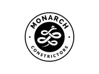 Monarch Constrictors Logo