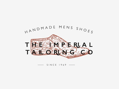 Wooden shoe logotype