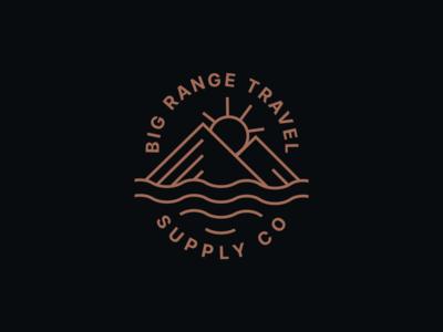 Travel Logo vector illustration icon logo brand