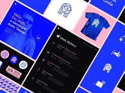 Joah G Brand type logo branding layout icon identity design illustration brand