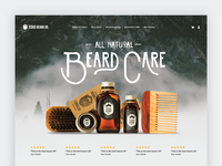 Texas Beard Website