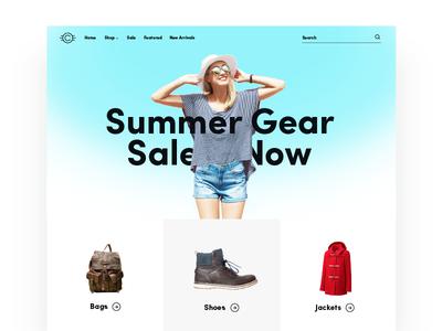 Clear Shop