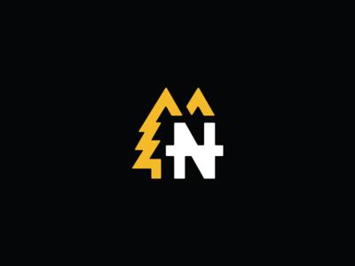 The Neverwoods logo