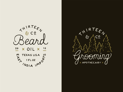 Labels grooming beard oil apothecary labels label lettering typography brand