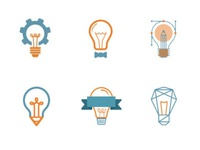 Icons for web site Idea