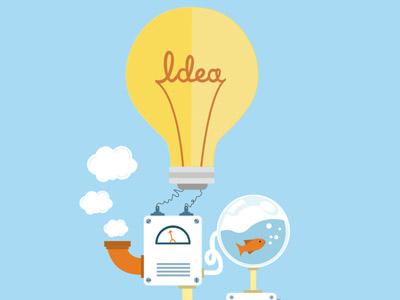 Idea machine small