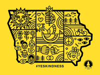 #YESKINDNESS Iowa