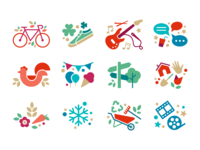 Activities Icons