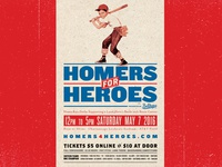 Homers For Heroes