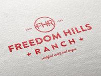 Freedom Hills Ranch