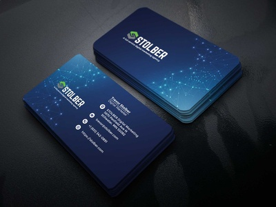 I Will Design Professional And Creative Business Card