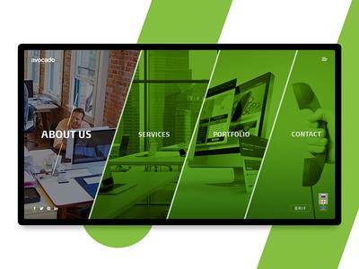 Avocado Agency Homepage
