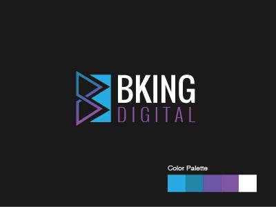 King company logo symbols shape shapes flat logo colors king crown mountains digital negative space figure