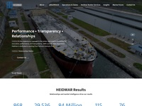 Website - Oil company