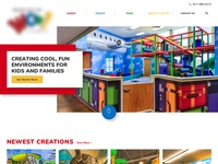 Website of games for children