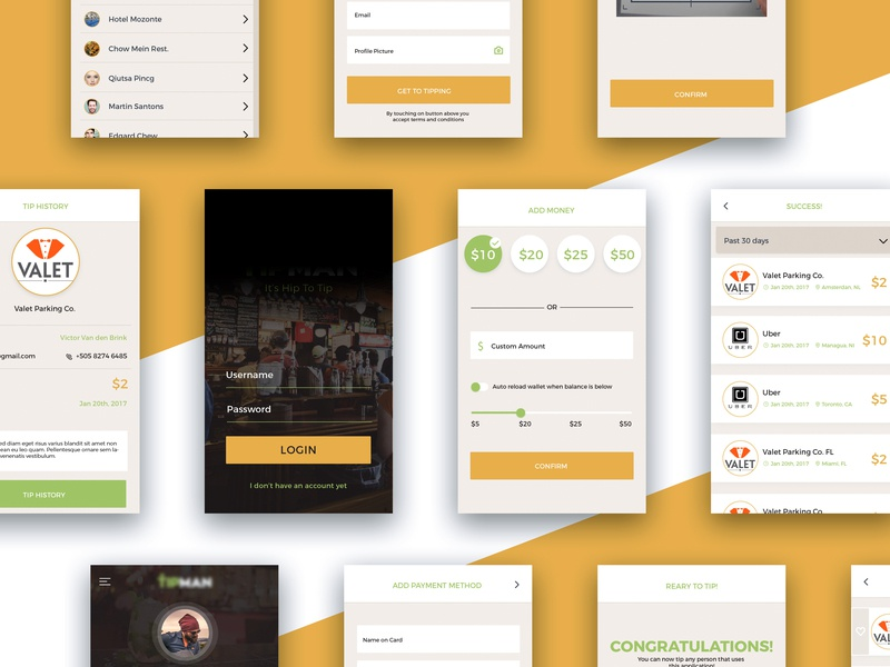 UI app ux design ui design app  design