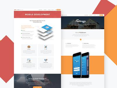 Corporate website web  design ux design web