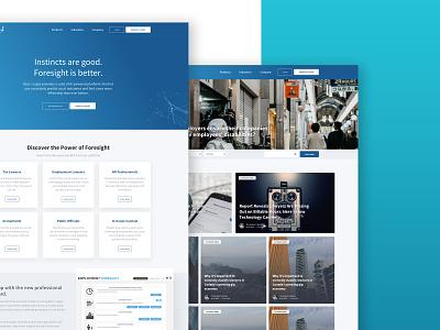 Corporate website ui design web ui web design web  design
