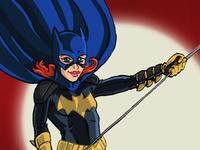 Batgirl pin-up, sorta.