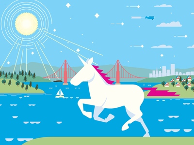 SF unicorn