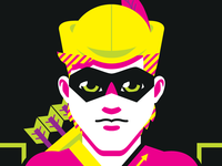 Neon Titans: Speedy