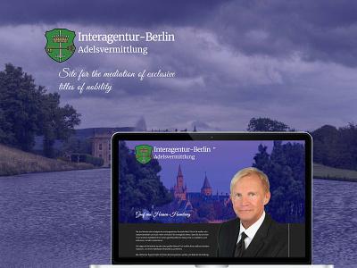 Interagentur Berlin website webdesign web ux ui design