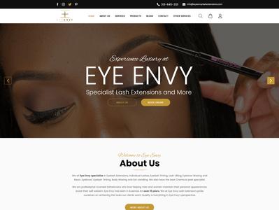 Eye Envy Home Page