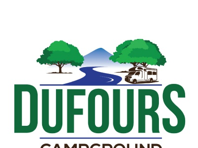 Dufours Campground Logo