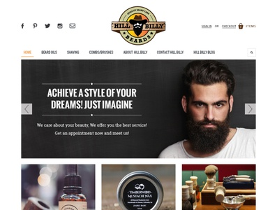 Shopify Landing Page Design by Photoshop