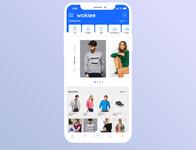 iphonex mockup white