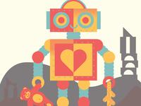 Robot in Progress