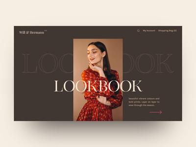 Header UI Design ui  ux ecommerce design fashion web webdesign uidesign ui