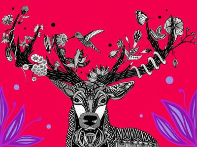 Animal pen art