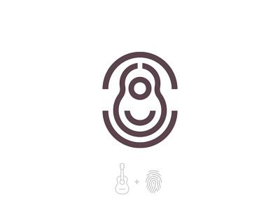 identidad para Luga illustration anagram graphic estorde logotype branding graphic design corporate identity