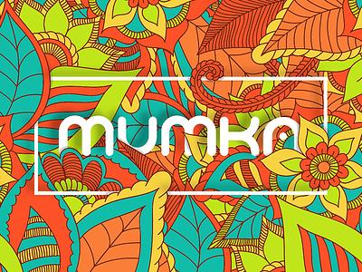 Mumka poster graphic design estorde fashion brand poster mumka