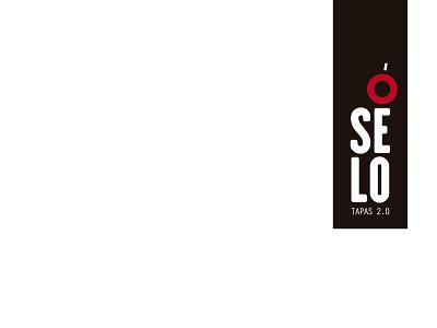 selo tapas 2.0 brand branding estorde design graphic tapas restaurant logo logotype logo restaurant