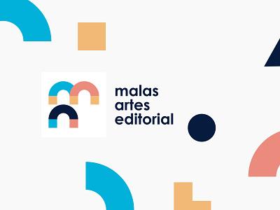malas artes editorial editorial design graphic design estorde graphic brand design branding logotype logo brand identity malasartes