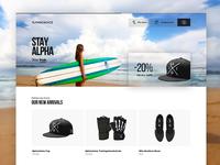 Alphacoice - Product Catalogue [Light Theme]