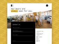 Responsive Spaces - Contact Us