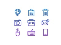 Free Icons Set Preview