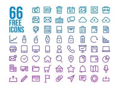 66 Free Line Icons  free icons icons free lines icons free phone icon free mouse icon free mail icon message icon photo icon free camera icon free globe icon keyboard icon free