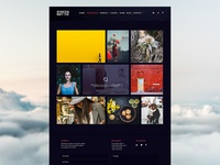 Homepage Portofolio