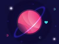 Planet Love