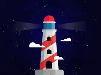 Freebie Lighthouse